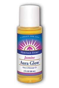 HERITAGE PRODUCTS: Aura Glow-Jasmine 2 oz