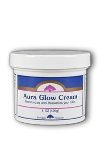 HERITAGE PRODUCTS: Aura Glow-Cream 4 oz