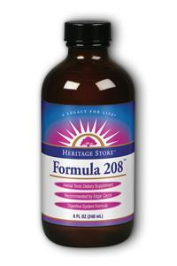 HERITAGE PRODUCTS: Formula 208 8 oz