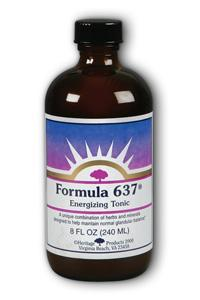 HERITAGE PRODUCTS: Formula 637 8 oz
