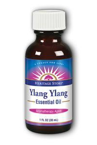 HERITAGE PRODUCTS: Ylang Ylang Oil Essential Oil 1 oz