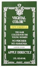 Herbavita natural hair color: Vegetal temporary copper chestnut 2 fl oz