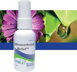KING BIO: HEMORRHOID RELIEF 2OZ
