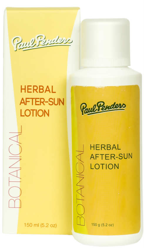 Herbal After Sun Lotion