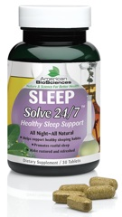 AMERICAN BIOSCIENCES (IMMPOWER): Sleep Solve 24  7 30 tab