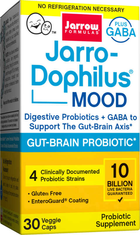 Jarro-Dophilus Mood 10 Billion