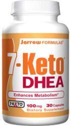 7 Keto DHEA Enhanced Metabolism