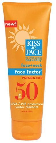 KISS MY FACE: FACE FACTOR SPF 50 2OZ