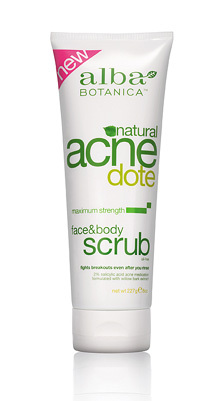 Face & Body Scrub