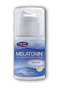 LIFE-FLO HEALTH CARE: Melatonin 2 oz