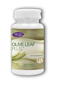 Life-flo health care: Olive leaf plus™ 60 caps