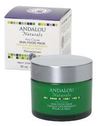 ANDALOU NATURALS: Avo Cocoa Skin Food Mask 1.7 oz