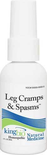 LEG CRAMPS and SPASMS, 2OZ