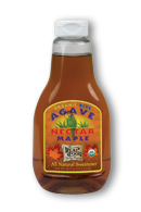 Organic Maple agave Nectar 16 Liq from FunFresh Foods