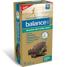 BALANCE BAR COMPANY: BALANCE BAR CHOCOLATE MINT COOKIE 15 box