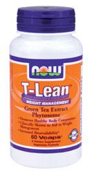 NOW: T-Lean Weight Management 60 Vcaps