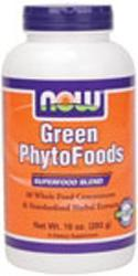 NOW: GREEN PHYTOFOODS POWDER  10 OZ 10 oz