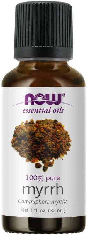 NOW: MYRRH OIL 1 OZ 1