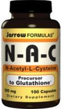 Natures life: Nac, 500mg 100ct