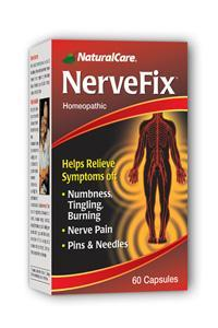 NATURALCARE PRODUCTS INC: NerveFix 60 caps
