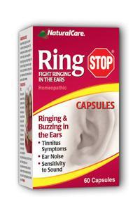 NATURALCARE PRODUCTS INC: RingStop 60 caps