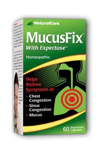 MucusFix with Expectase