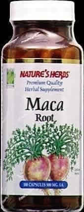 Maca Root, 100 caps