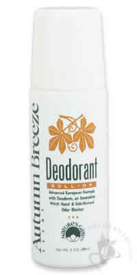 NATURE'S GATE: Deodorant Roll On Autumn Breeze 3 oz