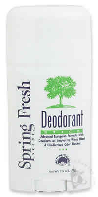 NATURE'S GATE: Deodorant Stick Spring Fresh 2.5 oz