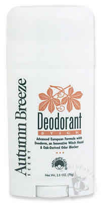 NATURE'S GATE: Deodorant Stick Autumn Breeze 2.5 oz