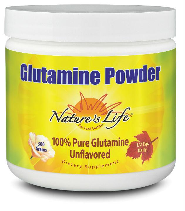 glutamine supplements