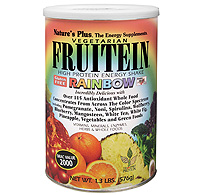 Natures Plus: FRUITEIN RAINBOW SHAKE 1.3 LB 1.3 pound US