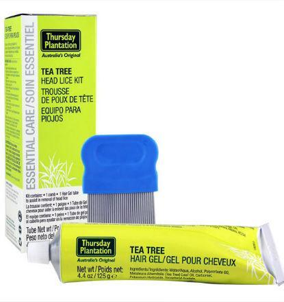 Natures Plus: TEA TREE ZERO LICE KIT 2 FL. OZ