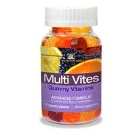 NUTRITION NOW: Multi Vitamin Adult Gummy Vitamin 70 chews