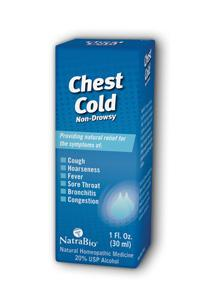 NATRA-BIO/BOTANICAL LABS: Chest Cold Relief 1 fl oz