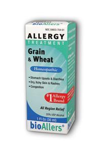 NATRA-BIO/BOTANICAL LABS: bioAllers Food Allergies Grain Relief 1 fl oz