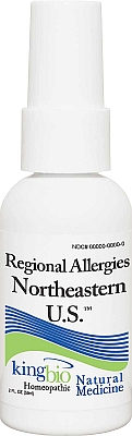 KING BIO: REGIONAL ALLERGY NORTHEASTERN US 2OZ