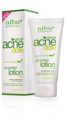 Oil Control Lotion 2 oz from ALBA BOTANICA