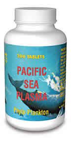 BIOTEC FOODS: Pacific Sea Plasma 400mg 100 tabs