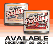 INSTONE: INTAKE GO HP PUDDING CHC 24  BX 24 cans chocolate