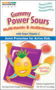 RAINBOW LIGHT: Gummy Power Sours Multivitamin 30 packet