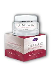 Retinol cream 1 percent