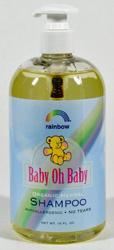 Baby Shampoo Scented
