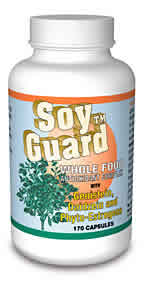 BIOTEC FOODS: Soy Guard 500mg 170 caps