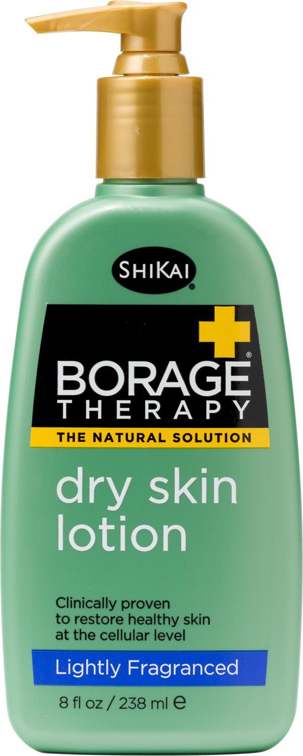 Borage Lotion Lightly Fragranced