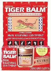 TIGER BALM: Tiger Balm Red .14 fl oz