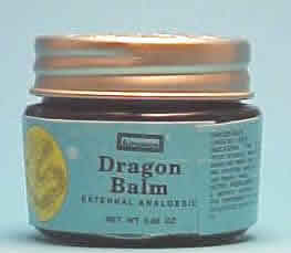 CHINESE IMPORTS: Dragon Balm-Red 19 gm