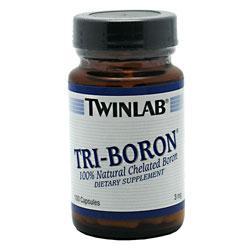 Tri-Boron 3mg, 100 caps