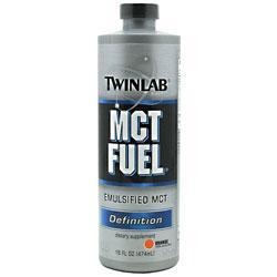 TWINLAB: MCT Fuel Medium Chain Triglycerides 16 fl oz