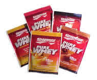CHAMPION NUTRITION: WHEY STACK MOCHA 60  PK 60 packs